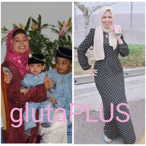HALAL Glutaplus Detox for Weightloss