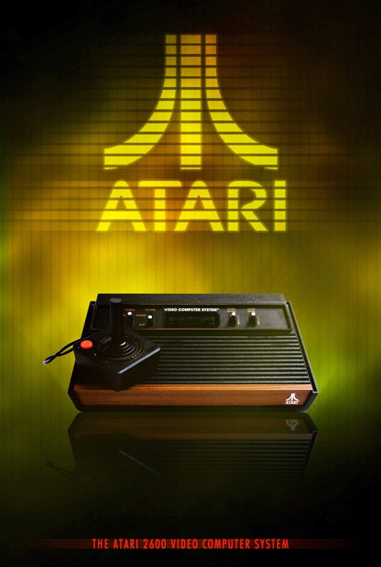 An Atari 2600 was hacked, recorded and programmed as an Ableton Live Pack, Kontakt Instrument and Logic Library