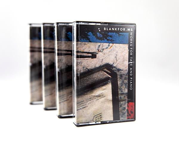 BlankFor.ms - Works for Tape and Piano