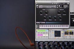 The Ensoniq ESQ-1 has been sampled and released as an Ableton Live Pack, Kontakt and Logic Instrument