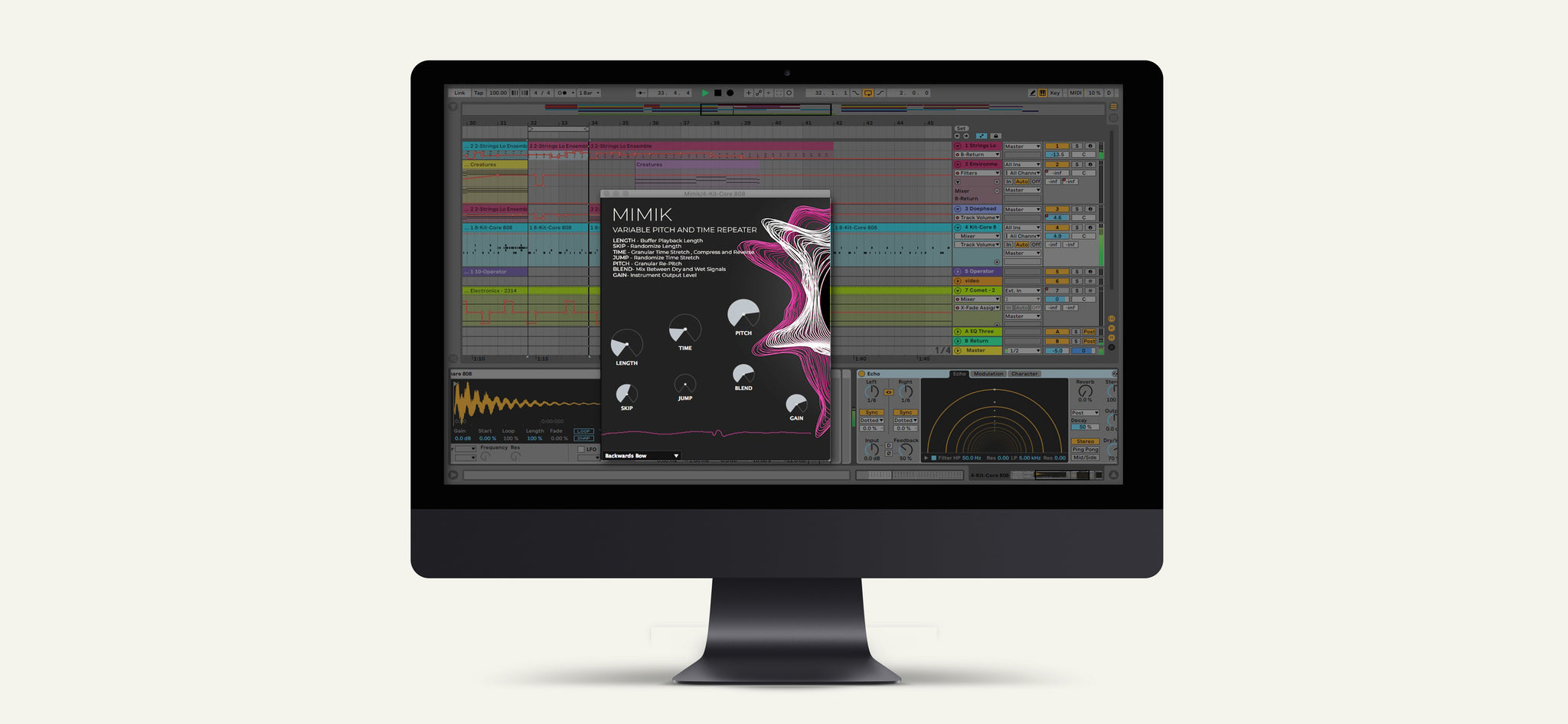 Mimik - Timestretch in Ableton Live