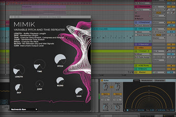 puremagnetik mimik timestretch pitchshift plugin vst