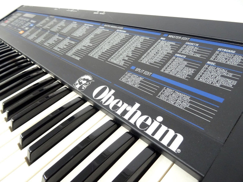 Oberheim Matrix Samples Ableton Live Pack