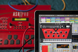 Console brings the ASR-X to your desktop as an Ableton Live Pack and Kontakt instrument.