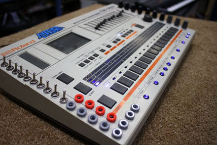 A Diabolical Devices circuit bent TR-707 was multi sampled and reprogrammed as an Ableton Live Pack and Kontakt Instrument.