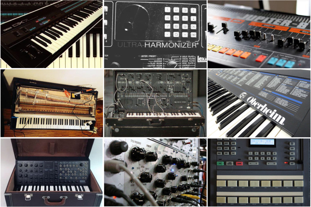 Electronic Impressions | A Grab Bag for Electronic Producers
