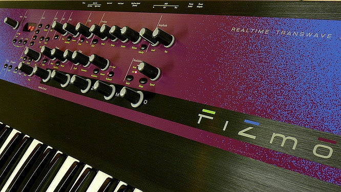 The original Ensoniq Fizmo was recorded and revitalized as an Ableton Live Pack