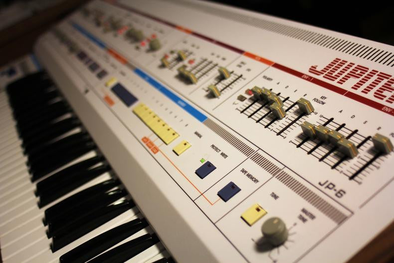 Retro Synths 1980s +Plus | Nine Iconic Synthesizers. Plussed.