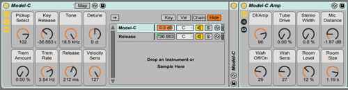 The Ableton Live Pack Interface