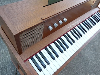 An Original Hohner Pianet was professionally recorded and programmed as an Ableton Live Pack
