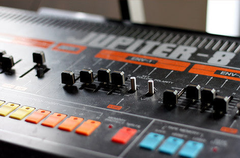 The Roland Jupiter series was recorded and programmed in Ableton Live Pack, Kontakt Instrument and Logic Sample formats