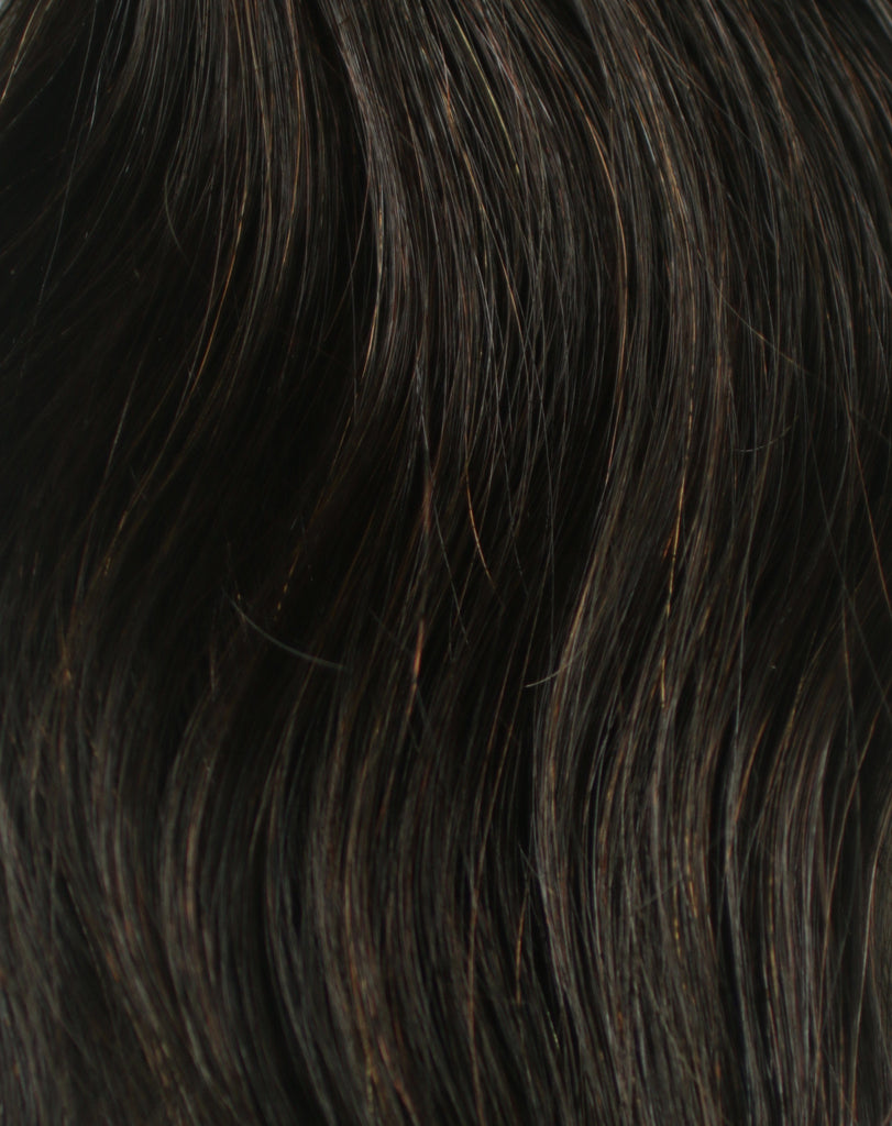 120g Mocha Brown Hair Extension