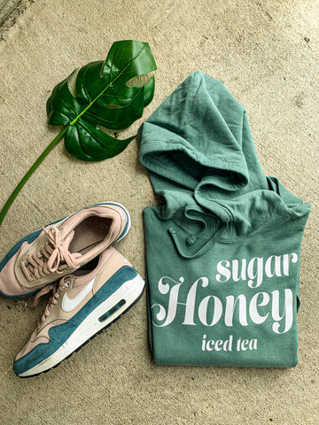 Sugar Honey Iced Tea Graphic Hoodie