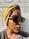 "Two Tone ""Hattie"" Turban Headband"