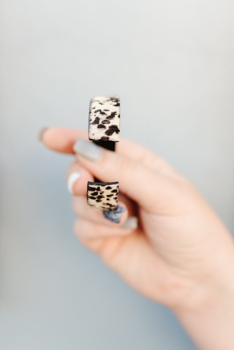 Sweetly Spotted Cuff