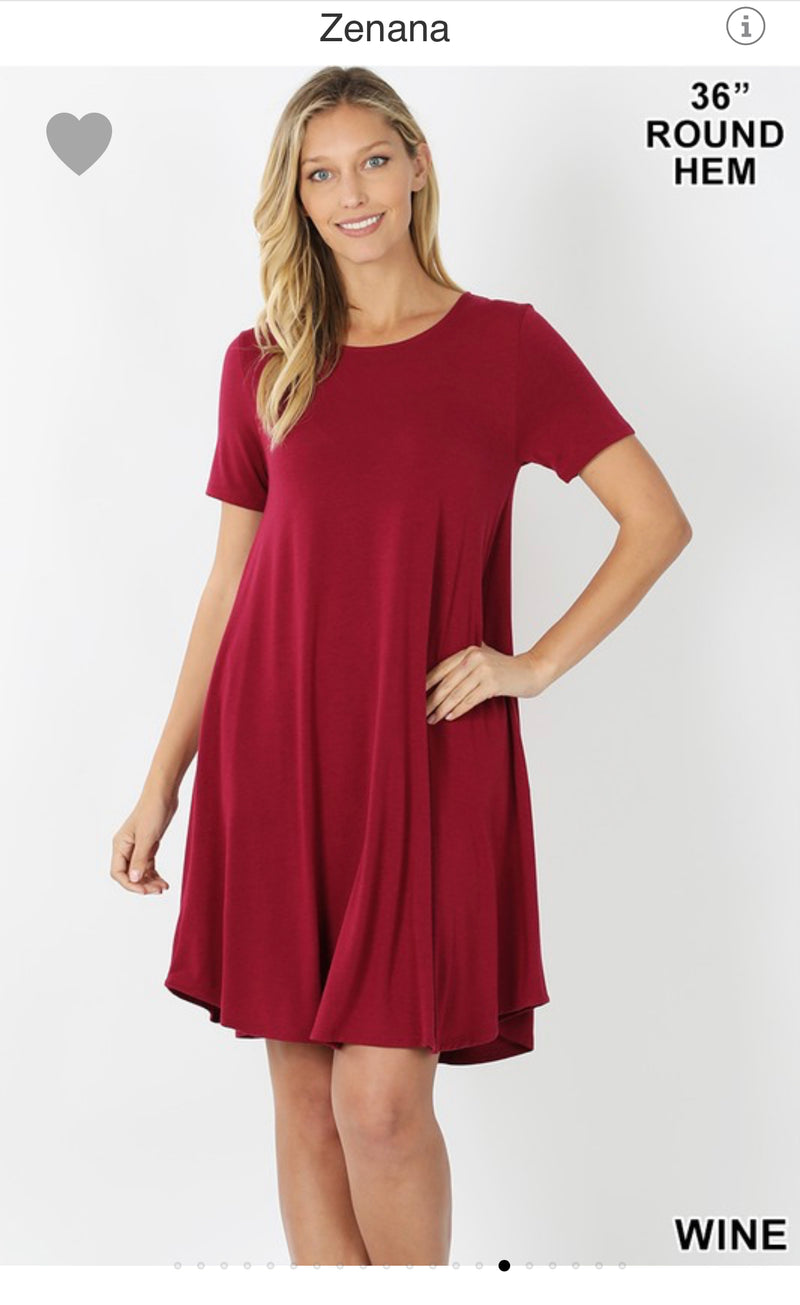 Farmers Market Pocket Dress **More Colors**