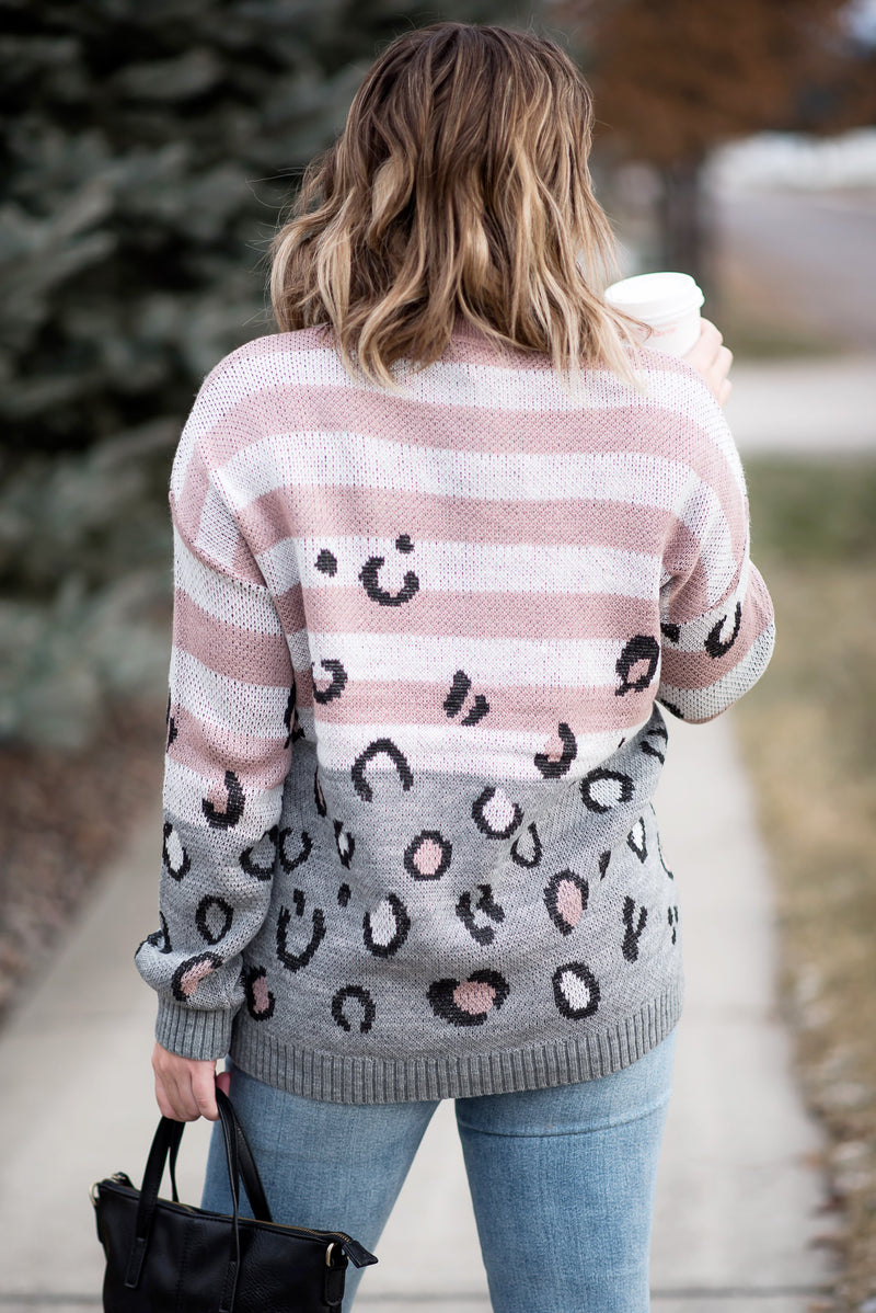 Crushing It Sweater