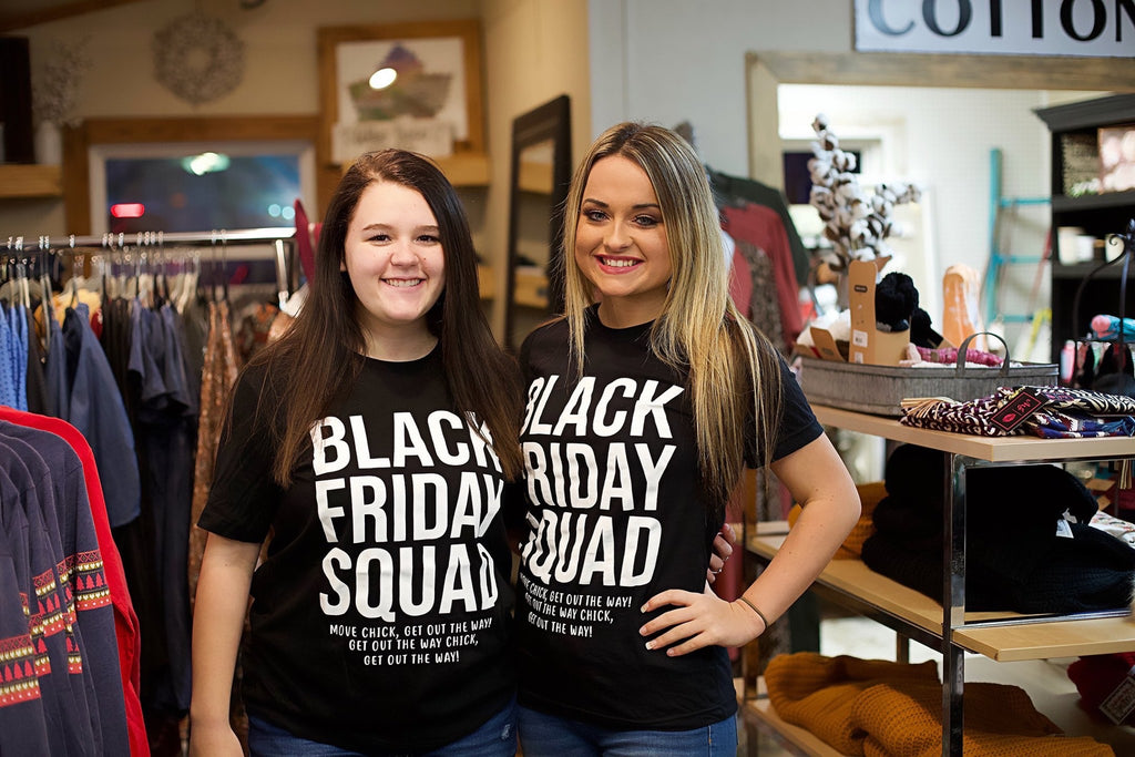 Black Friday Squad T-Shirt