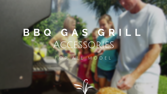 BBQ Gas Grill Accessories by BBQhangout