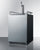 Summit 24 Inch 7 Cu.Ft. Built-in Single Tap Kegerator SBC677BI - BBQHangout