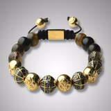 """Oscar"" Gold Plated Bracelet"