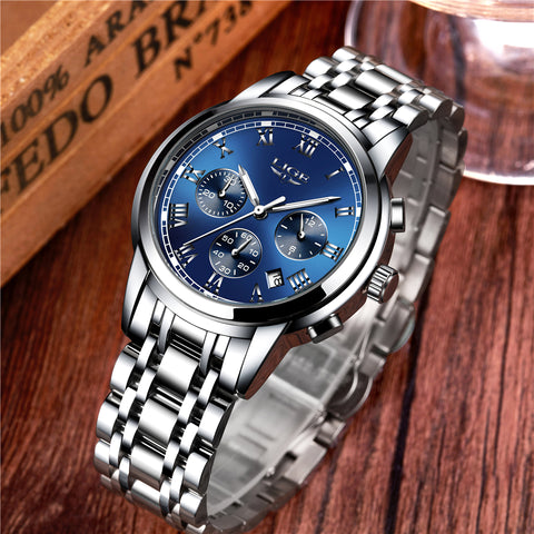 Men Luxury Chronograph Watch