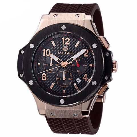 Men Sport Watch Top Luxury Brand