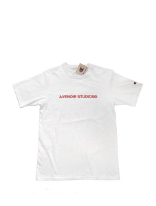 "Champion ""Memory Lane High"" T-shirt (White)"