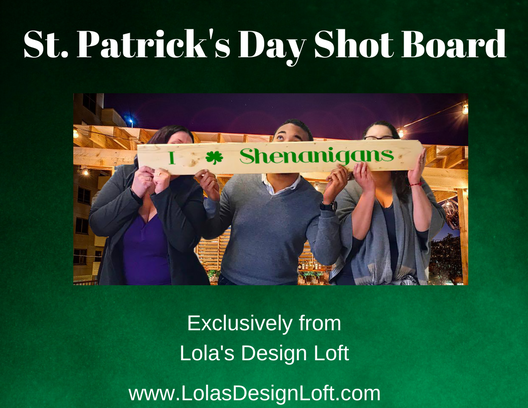 St. Patrick's Day Celebration Idea