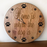 Oversized Wooden Wall Clock - Lola's Design Loft
