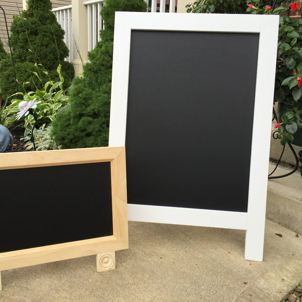 Double Sided A-Frame Sandwich Sign