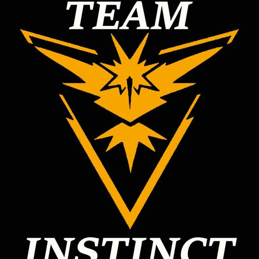 Car Decal  - Pokemon' - Team Instinct - Lola's Design Loft