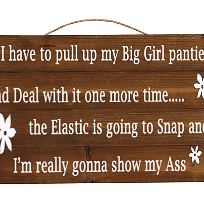 Gonna Snap! Rustic Pallet Wall Decor - Lola's Design Loft
