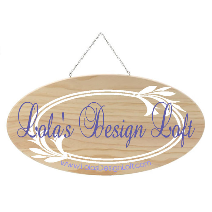 Nautical Plant Stand - Coastal Home Decor - Boho Decor - Wood Plant Stand - Beach Home Decor - Nautical Home Decor - Lola's Design Loft