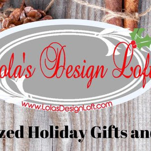 Ornament Sled - Lola's Design Loft