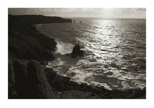 Seascape at Land's End - Cornwall