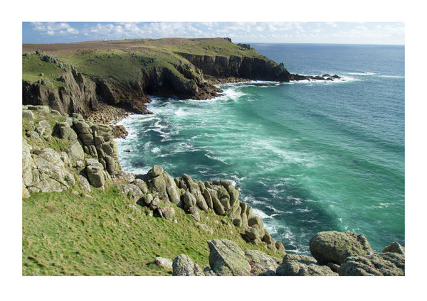 Dramatic Coastline - Cornwall