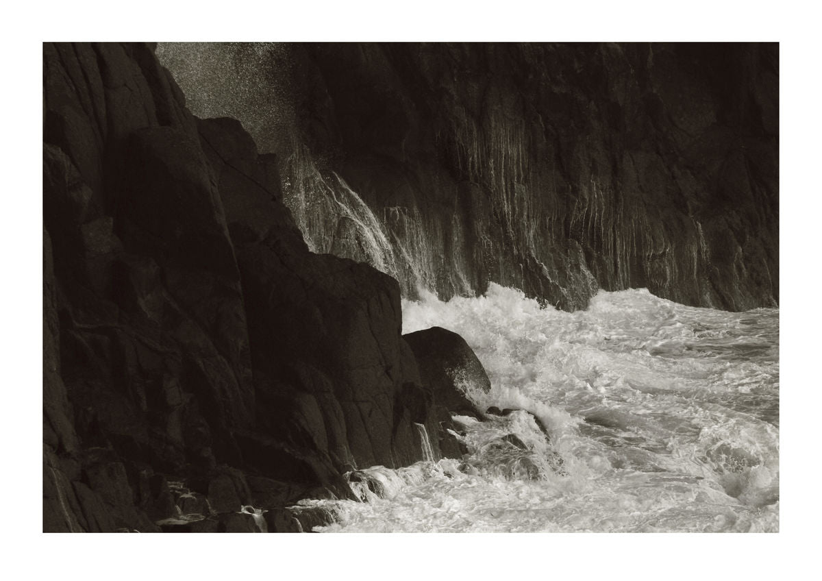 Moody Sea - Cornwall
