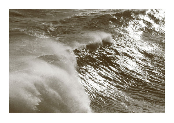 Big Breaking Wave