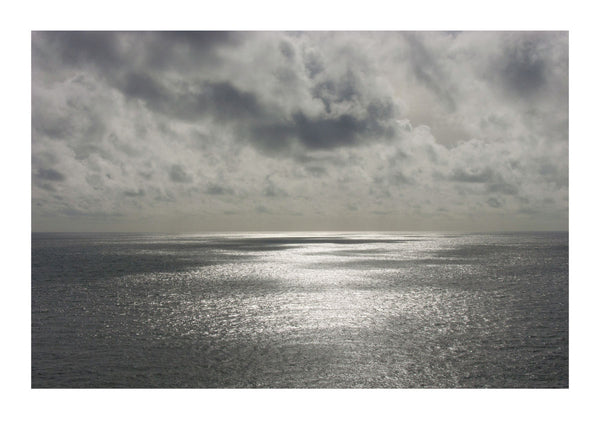 A Silvery Seaview