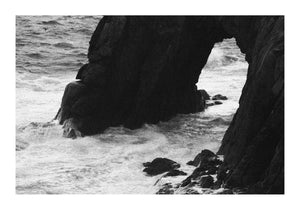 The Arch of Enys Dodman - Near Land's End, Cornwall
