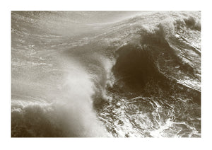 Breaking Wave - Cornish Coast