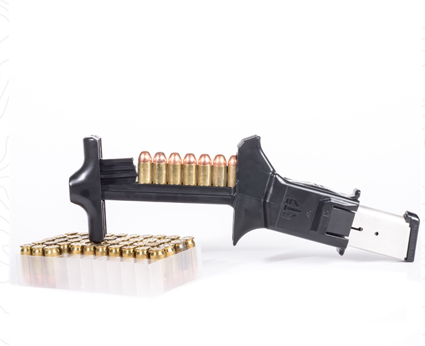ETS CAM Loader for All Pistol Mags 45 Caliber USA