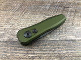 Kershaw Launch 4 7500OLBK Olive Green Automatic Knife USA