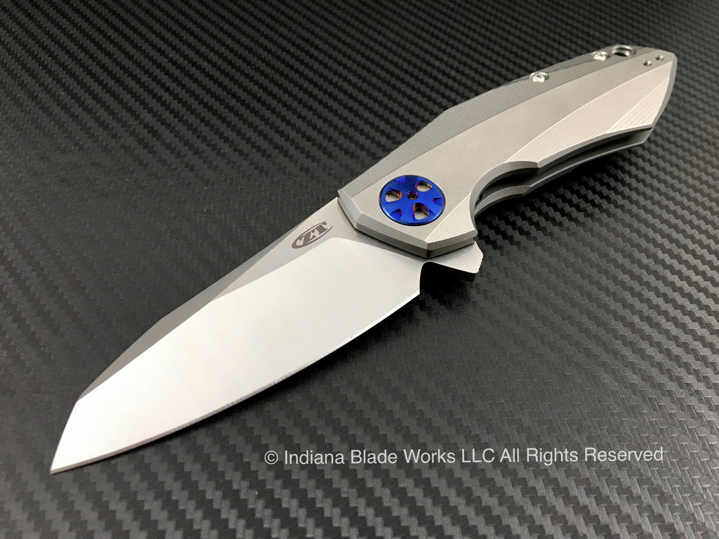ZT Zero Tolerance 0456 Sinkevich KVT USA