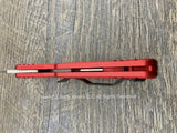 Wise Men Company Delica Anodized Aluminum Scale Red *Exclusive*
