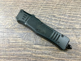 Delta Force Mini OTF Black Clip Point DFMBKC