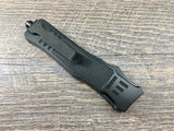 Delta Force OTF Black Clip Point DFBKC