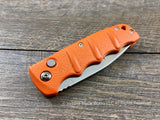 Boker Kalashnikov 74 Automatic Knife Orange 01KALS11N