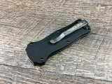 Benchmade 3350BK MINI Infidel Black OTF D2 AUTO USA